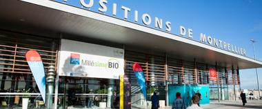 Parc des Expos Montpellier